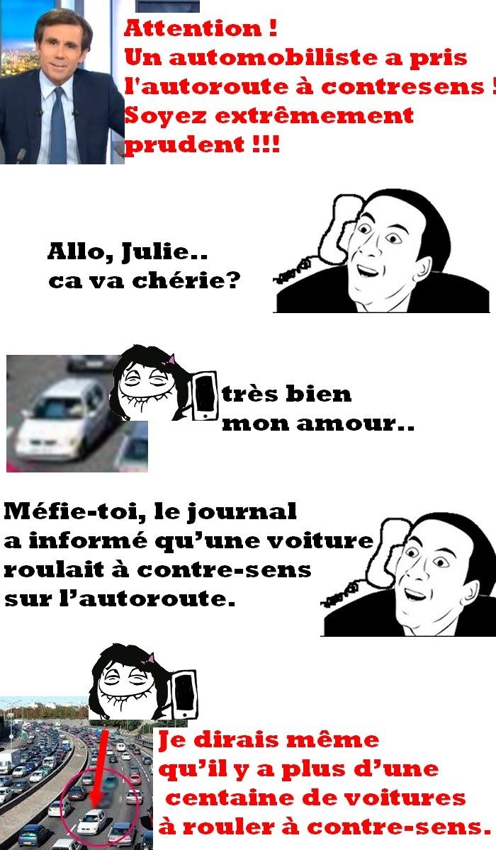 drole blagues S